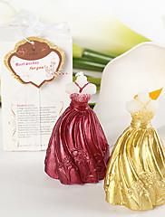 svatební šaty svíčka prospěch
