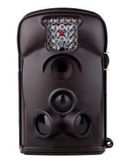 pasivní infra-red digitální fotoaparát vyhledávání pro lov (850nm, černá)