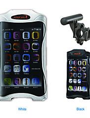 4インチ触れること携帯電話の画面を持つIBERA TPUのサイクリングハンドヘルドケース