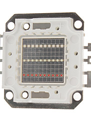 DIYの30W RGB光スクエア内蔵LEDエミッタ