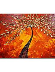 手塗りの油絵抽象1211-AB0207