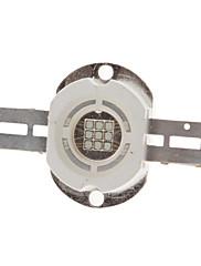 kutilství 10w 150-200lm modré světlo 460-465nm kolo integrovaný LED modul (9-11V)