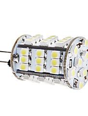 daiwl G4 3.5ワット54x3528 SMD 240-260lm 6000-6500k自然な白色光が(12V)トウモロコシの電球を導いた