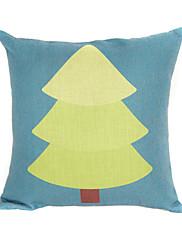 Moderni pamuk / lan dekorativne jastuk poklopac