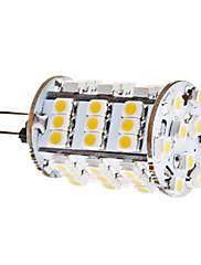 daiwl G4 3.5ワット54x3528 SMD 240-260lm 3000-3500k温白色光が(12V)トウモロコシの電球を導いた