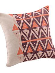 moderni romba pamuka / lana dekorativne jastuk poklopac