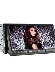 ブルートゥース、ナビゲーション対応のGPS、RDS、ISDB-T、iPodの入力のTFT画面インダッシュカーDVDプレーヤー
