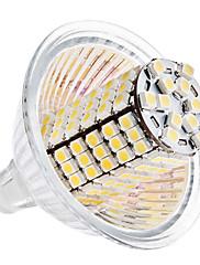 GU5.3(MR16) LEDコーン型電球 MR16 120 SMD 3528 420 lm 温白色 DC 12 V