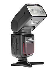 oloong sp-690 ttl blesky Speedlite řady light & hotshoe stojan pro Nikon D3100 D5100 D7000 (4 x AA)