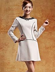 cjelly vintage tweed-line šaty