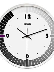 """12 """"h klasický business nerezové oceli nástěnné hodiny"""