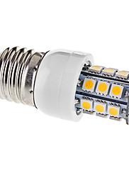 4W E26/E27 LEDコーン型電球 T 27 SMD 5050 330 lm 温白色 AC 110-130 V