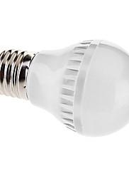 E26/E27 LEDボール型電球 A50 21 SMD 5050 210 lm ナチュラルホワイト AC 110-130 V