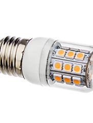 4W E26/E27 LED corn žárovky T 30 SMD 5050 360 lm Teplá bílá AC 110-130 / AC 220-240 V