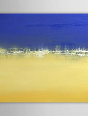 Ručně malované olejomalba Abstrakt 1305-AB0614