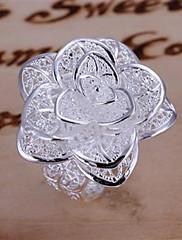 指輪 女性用 銀 銀 自然 調整可 銀 色とスタイルの表現は、モニターによって異なる場合があります.誤植または絵のエラーの責任を負いません.