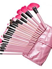 24 ks profesionální módní make-up Brush Set