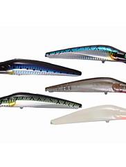 "Tvrdi Mamac / Minnow / Csali Minnow / Tvrdi Mamac g / 41276 Unca mm / 3.8"" palac kom Morski ribolov / Slatkovodno ribarstvo ,Dark Blue /"