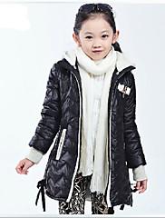 Dívčí Long Padded bavlna