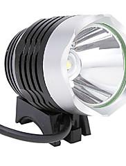 Přední světlo na kolo LED Cree T6 Cyklistika Voděodolný Dobíjecí 18650 1200 Lumenů Baterie Kempování a turistika Cyklistika-Osvětlení