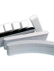 35PCS 4 vrste nail art datoteke i Buffer Blokovi manikura set za akril i UV gel