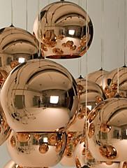 Lámpara Colgante Mini en Forma de Globo, 1 Luz, Estilo Minimalista