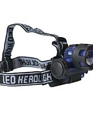 North End LED Modrá světlometů Glare
