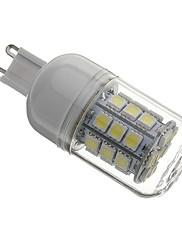 G9 LED corn žárovky T 30 SMD 5050 330 lm Přirozená bílá AC 110-130 / AC 220-240 V