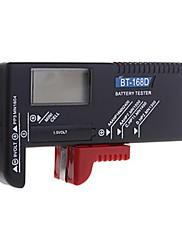ZW-168D AAA AA CD 1,5 V 9V Button Cell punjiva baterija Power Level Tester