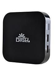 C1 Quad-Core Intelligent Network HD Player Set-Top Box TV Box