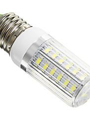 E27 6waty 42x5730smd 420lm 6000K studená bílá světla led kukuřice žárovka (AC 220-240V)