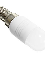 3W E14 LED okrugle žarulje 9 SMD 5730 180 lm Hladno bijelo AC 220-240 V