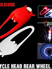 Dragonfly style 2 super svijetle LED bicikl svjetlo