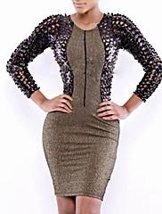 女性のファッションセクシーなドレス