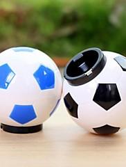 フットボール形の栓抜き、プラスチック8×7.5×7.5センチメートル(3.2×3.0×3.0インチ)ランダムな色