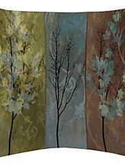 stabla i strip baršuna dekorativne jastučnicu