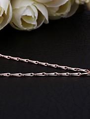 ssmn dámské pozlacené náhrdelník