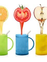 230ml oslnit barva matné smoothies cup pc b8116