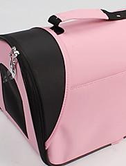 Oxford plátěný pet carrior taška pro psy kočky 50 * 25 * 35 cm / 20 * 10 * 14 palců