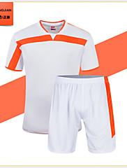 男性用 - 高通気性 / 速乾性 / 軽量素材 - サッカー / ランニング - 洋服セット/スーツ ( Others ) - 半袖