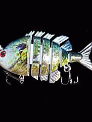 1 個 ハードベイト / ルアー ハードベイト グリーン 14 グラム オンス,80 mm インチ,硬質プラスチック 海釣り