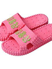 Žene Proljeće Ljeto Jesen Udobne cipele Sintetika Ležeran Ravna potpetica Ružičasta Ljubičasta Tamno crvena