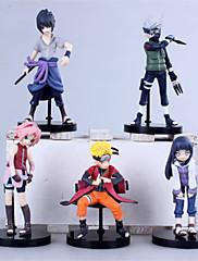 Anime Čísla akce Inspirovaný Naruto Hinata Hyuga PVC CM Stavebnice Doll Toy