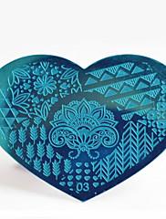 bluezoo kov 03 nail art ražby