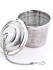 od nehrđajućeg čelika 304 tea leaf začin kontejner (i)