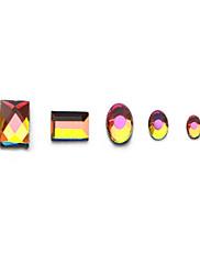 nail art Super Flash pestré vrták protipožární cvičení (1 #, 2 # -100 hvězda, 3 # 4 # 5 # -1440 hvězda)