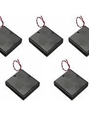 SENDAWEIYE AA Battery case バッテリーケース 4PCS 6V