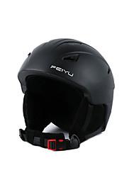 FEIYU® ヘルメット 女性用 / 男性用 / 男女兼用 スノースポーツヘルメット ワンピース / スポーツ スポーツヘルメット スノーヘルメット PC スノースポーツ / ウィンタースポーツ / スノーボード