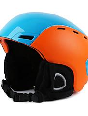 FEIYU® ヘルメット 男女兼用 スノースポーツヘルメット ワンピース / スポーツ / アジャスタブル スポーツヘルメット スノーヘルメット PC / EPS / ABS樹脂 スノースポーツ / スノーボード