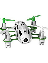 ドローン Hubsan H111D 4CH 6軸 2.4G ラジコン・クアッドコプター カメラ付き ラジコン・クアッドコプター / USBケーブル / 取扱説明書 ホワイト